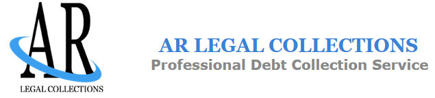 AR legal collections logo